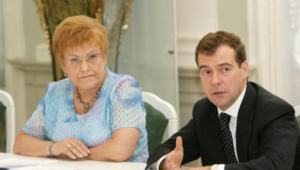Вербицкая предложила включить церковнославянский в школьную программу (Bledso)