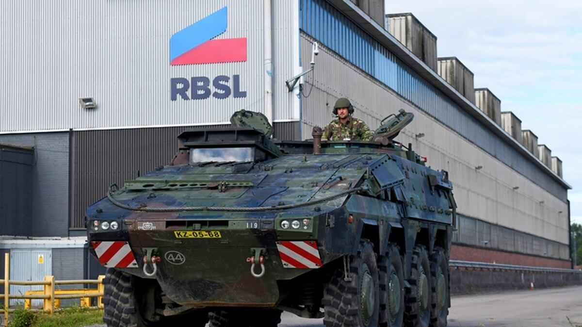 Rheinmetall и BAE Systems открыли совместное предприятие в Британии. Провал или победа для Маленького острова? (Bledso)