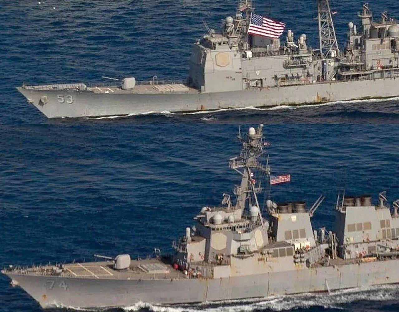 """ВМС США: """"Держать ржавчину под контролем!"""" (Bledso)"""