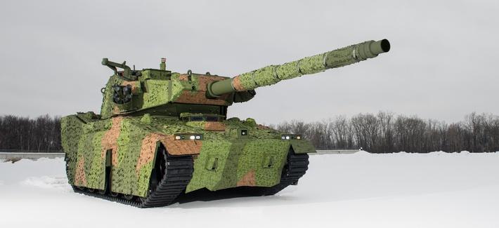 Армия США выбрала компании для создания легкого танка (Bledso)