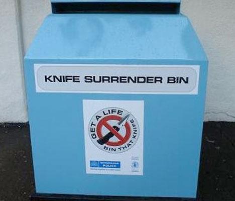 Новая британская идея: затупленные кухонные ножи снизят преступность (Bledso)