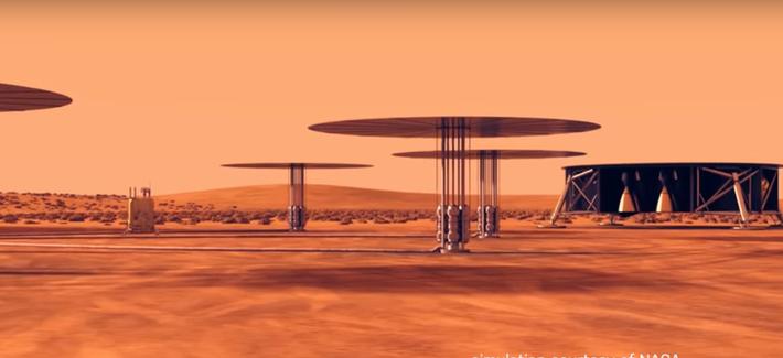 Пентагон хочет иметь мобильные ядерные реакторы для армии (Bledso)