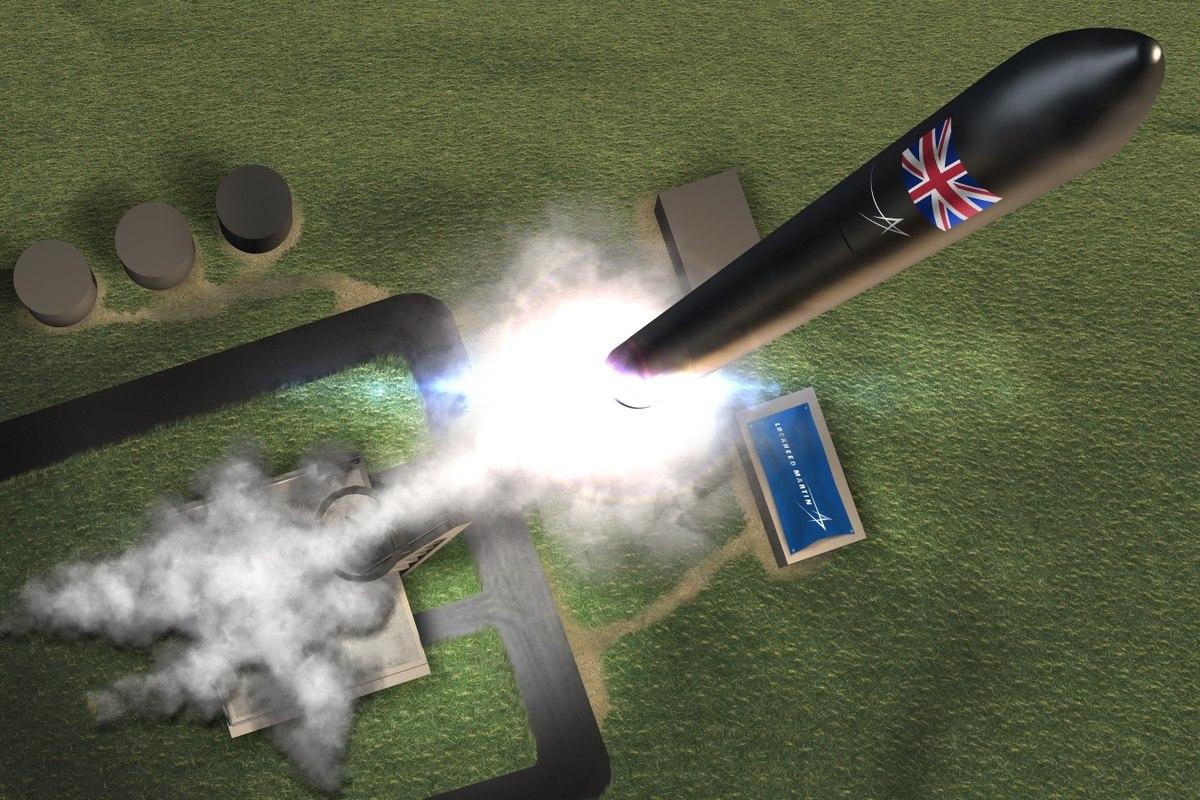 Британия скоро тоже сможет в космос! (Bledso)