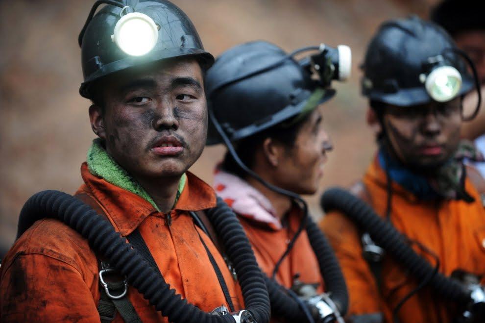 Китай начнет резкое сокращение производства угля (Bledso)