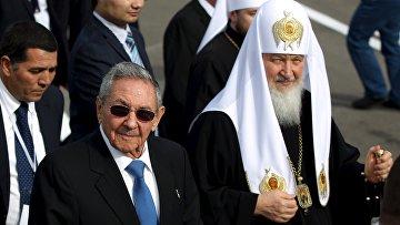 Россия разместила на Кубе Патриарха Московского и всея Руси (Bledso)