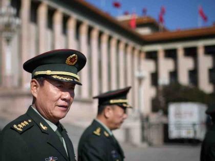 На финансовый фронт: главный по чисткам в китайской армии займется финансами (dimashi)