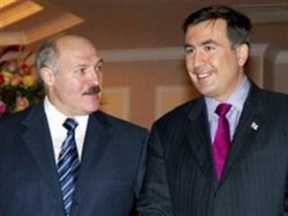 """Саакашвили рассказал о """"феномене Лукашенко"""" (dimashi)"""