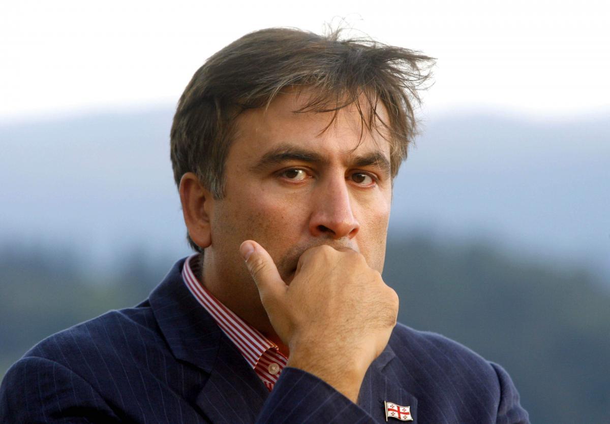 Саакашвили: Налицо признаки контрреволюции и распада Украины (dimashi)