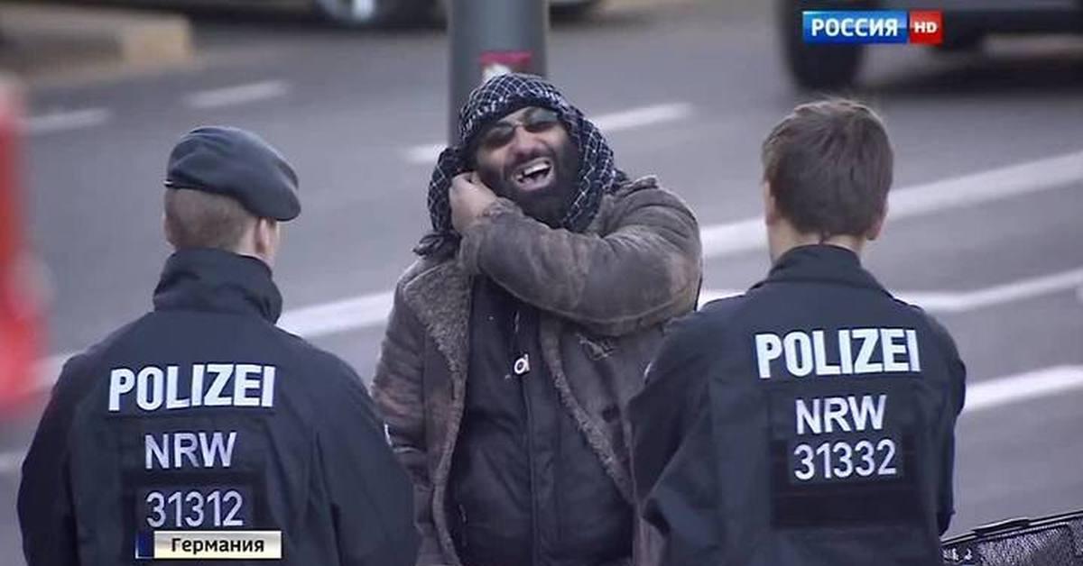 """Арабские кланы в Германии: """"Полиции с нами не справиться"""" (dimashi)"""
