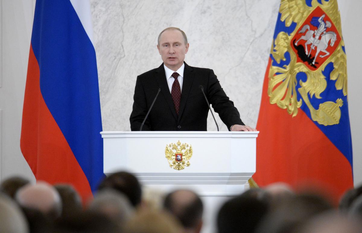 """Послание Путина: """"Рост несырьевого экспорта должен стать ключевым показателем Правительства"""" (alexsword)"""