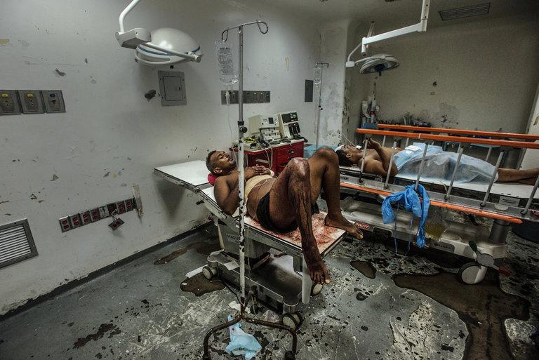 """Доктора Венесуэлы: """"Это напоминает 19-й век"""" (alexsword)"""