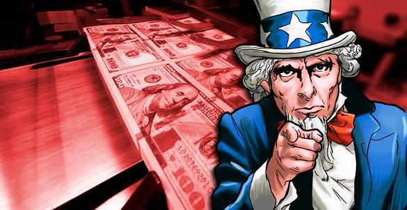 """Вашингтон уполномочен заявить: """"Будем вырезать печень из подлых америкосов"""" (alexsword)"""