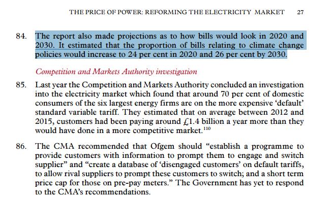 """Палата лордов Британии: """"Зеленое дерьмо"""" привело к росту цен на электроэнергию и деиндустриализации (alexsword)"""