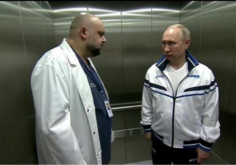 Обращение Путина: До пика эпидемии далеко - продлим этот режим до конца апреля! (alexsword)