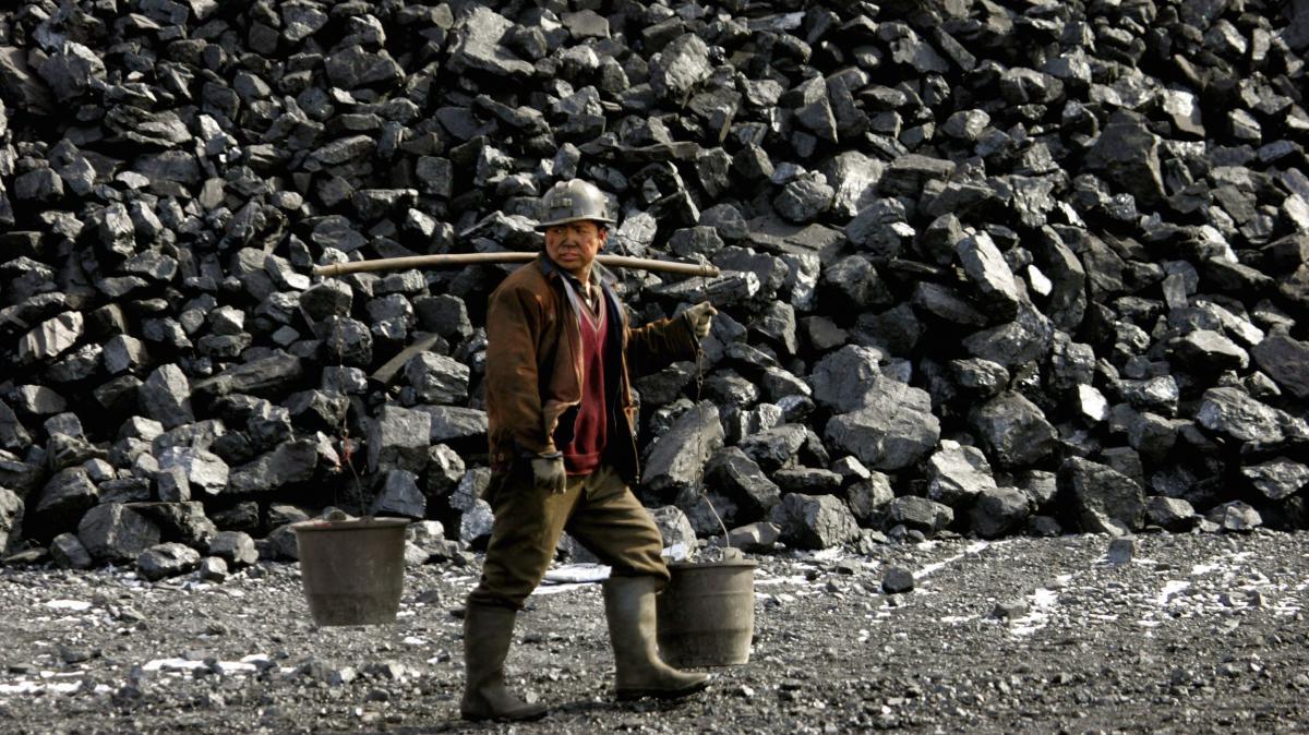 OFW: Про пик угля в Китае (alexsword)