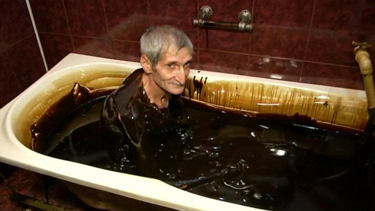 British Petroleum: Все нефтехранилища и бассейны в мире будут забиты нефтью! (alexsword)