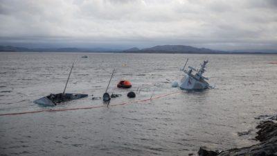 Внимание! Норвежские морепродукты лучше пока не есть: возможно загрязнение (damadilumax)