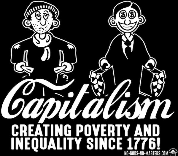 """Население Земли:""""Капитализм приносит больше вреда, чем пользы"""" (damadilumax)"""