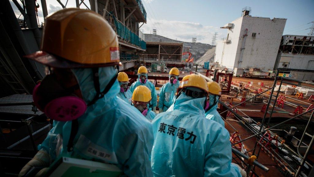 Фукусима через 8 лет после аварии (damadilumax)