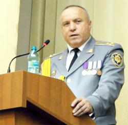 Ион Маху, экс-глава управления контрразведки СИБ РМ, полковник в отставке, руководитель Комитета национального спасения «За Молдову!»